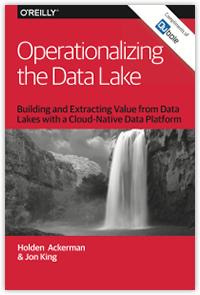 Operationalizing the Data Lake cover