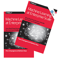 Machine Learning at Enterprise Scale cover