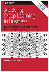 Applying Deep Learning in Business cover