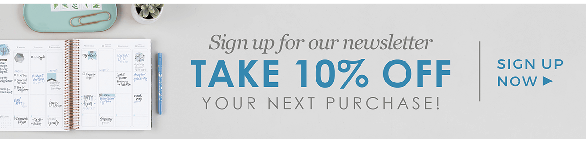 Take 10% off! Sign Up Now >