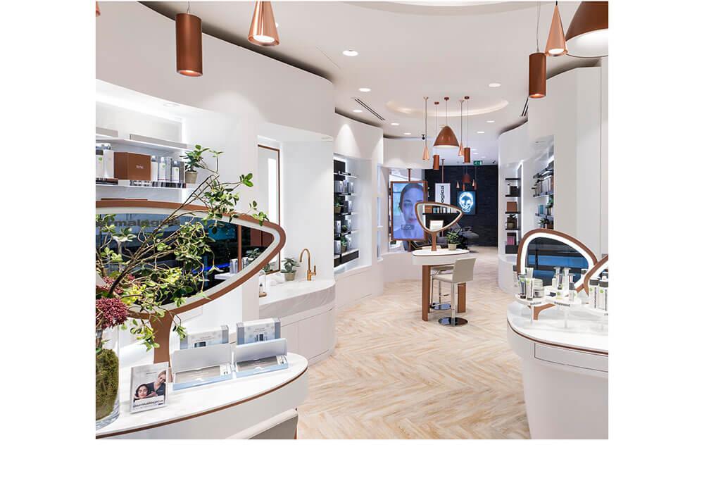 dermalogica store now open