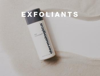 shop exfoliants