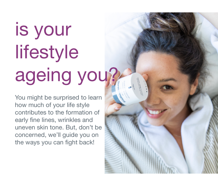 is your lifestyle ageing you?