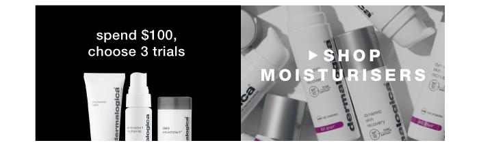 shop moisturisers