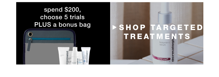 shop targeted treatments