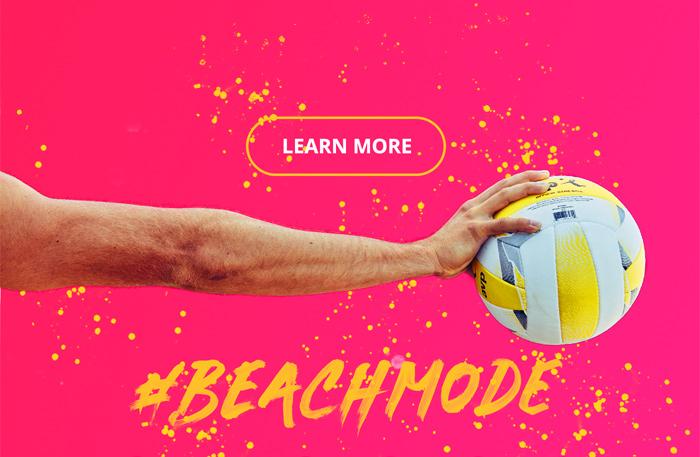 Beachmode   Learn More