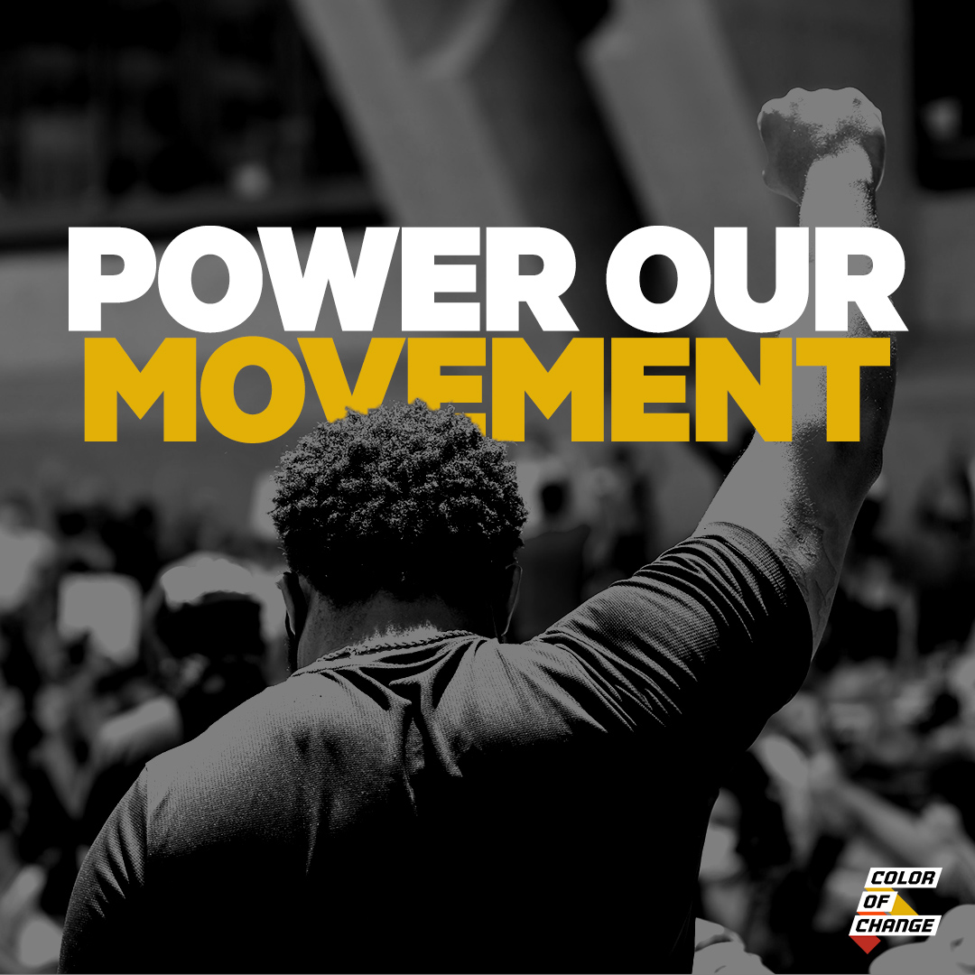 Power our movement
