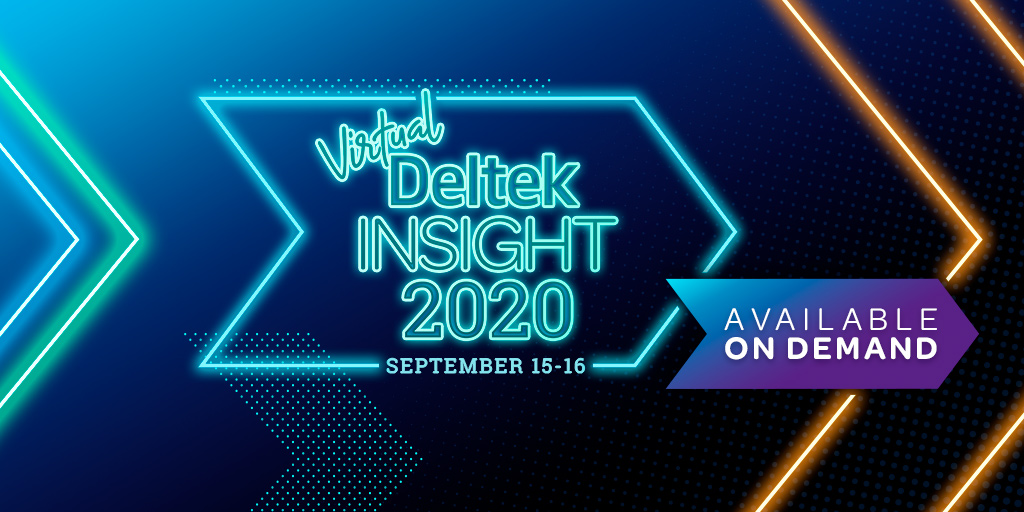 Get the Most out of Virtual Deltek Insight ? Before Dec. 31