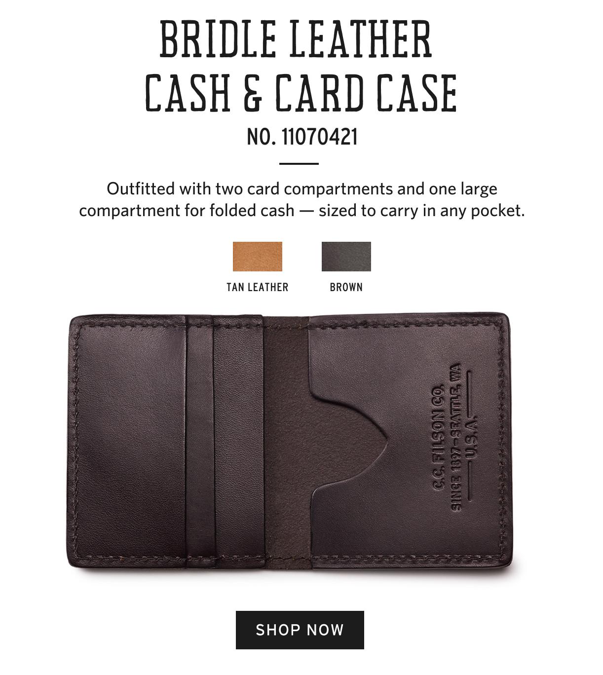 SHOP WALLETS & CARD CASES