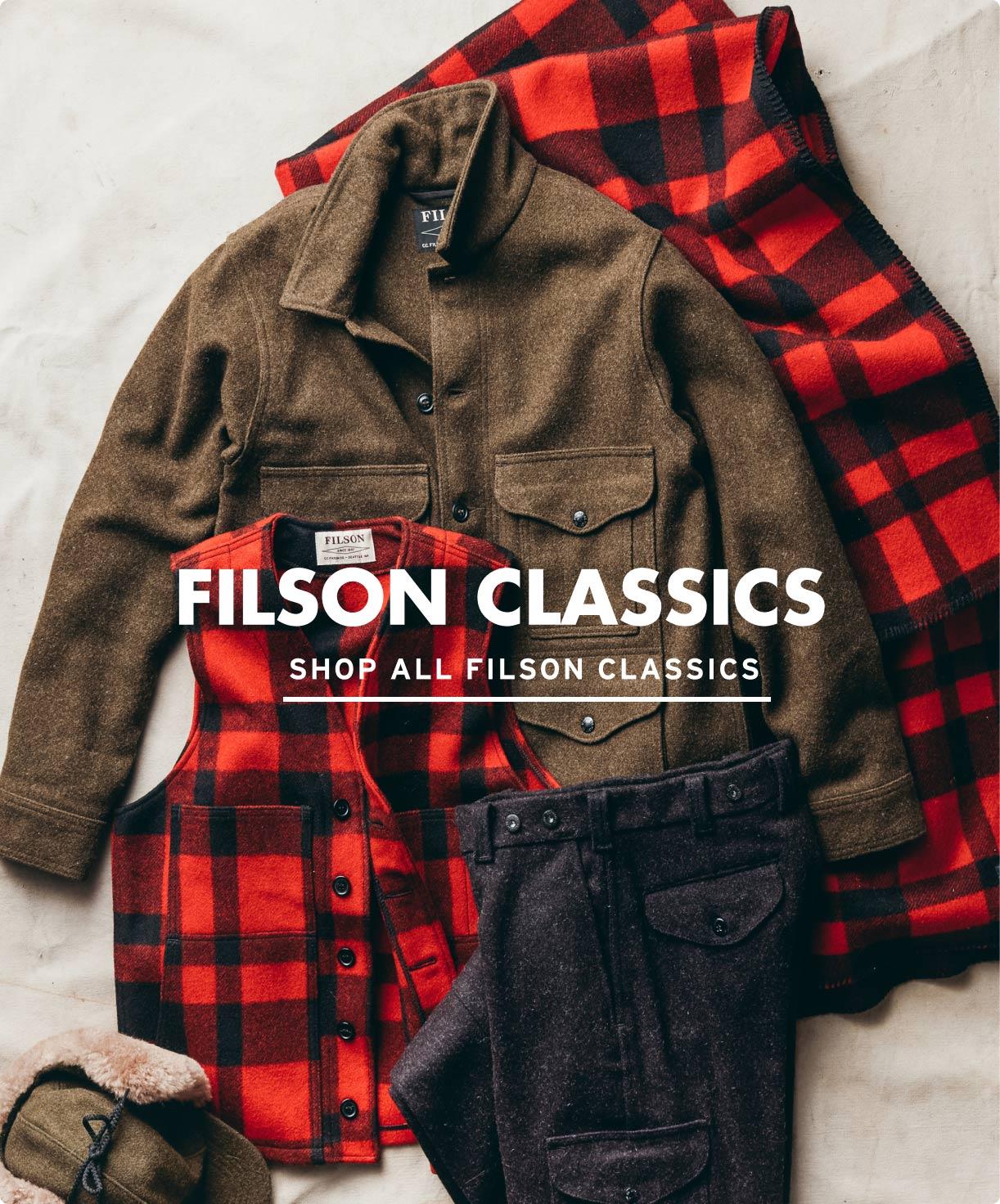 SHOP FILSON CLASSICS
