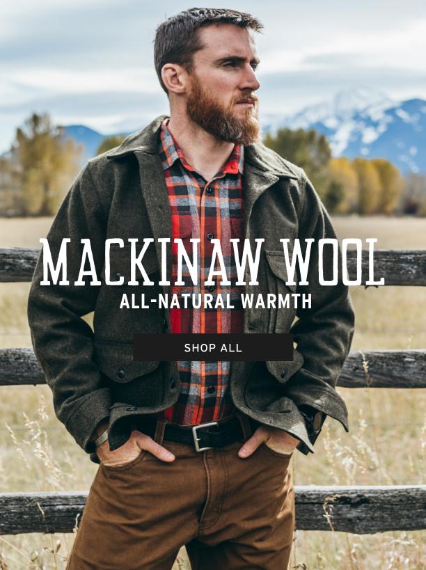 SHOP MACKINAW WOOL