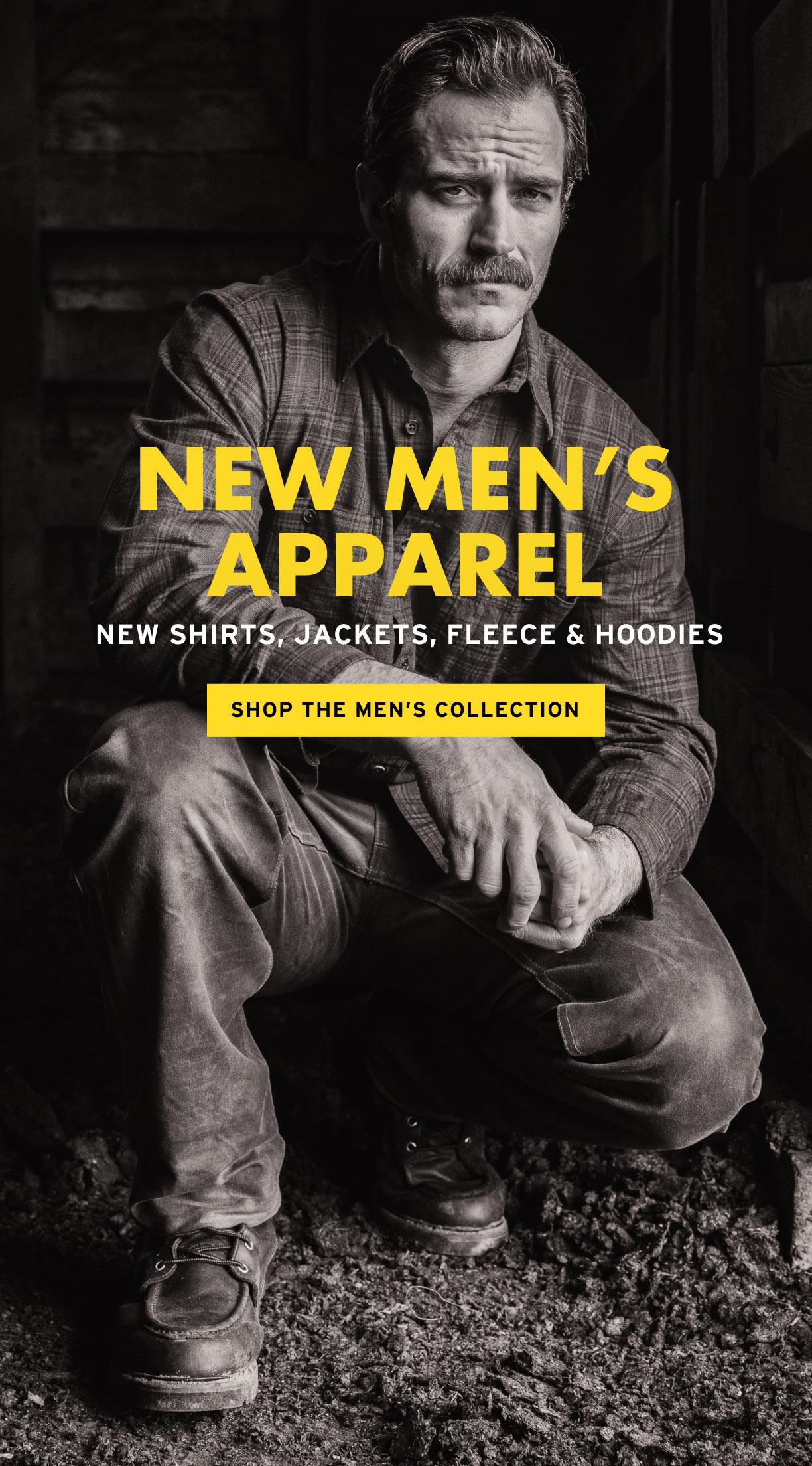 SHOP NEW MENS
