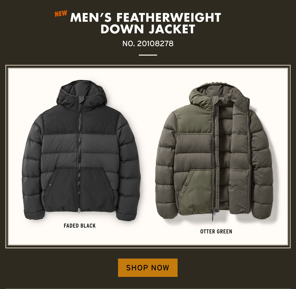 SHOP MENS DOWN & INSULATED