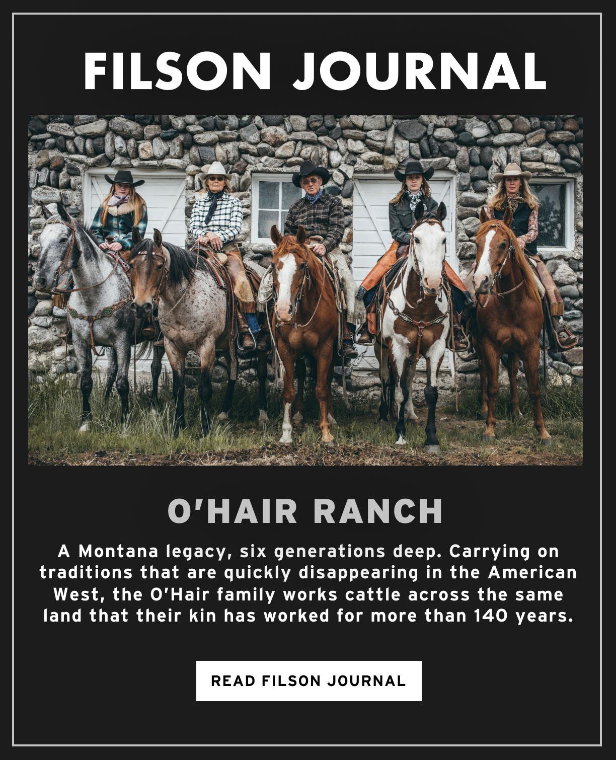 READ FILSON JOURNAL