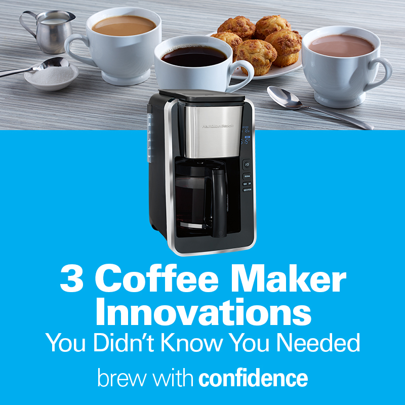 3 Coffee Innovations