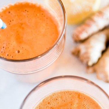 Carrot Turmeric Tonic