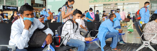 Indian expats allowed into the UAE for the next 15 days