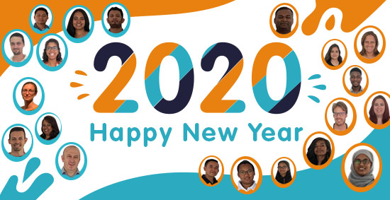 Happy New year 2020 on behalf of the Expat.com team