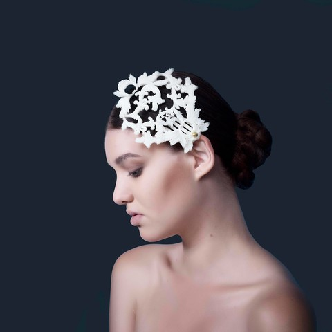 Hair Comb by Merve