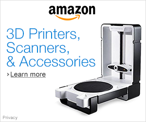 3D Printers, Scanners & Accessories