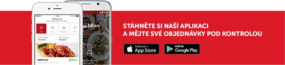Odkaz na mobilní aplikaci