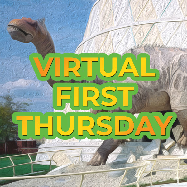 Virtual First Thursday