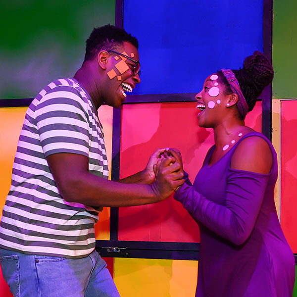Watch Polkadots: The Cool Kids Musical in Lilly Theater