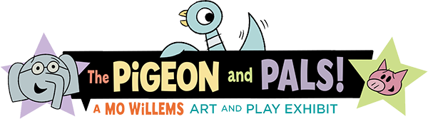 Explore The Pigeon and Pals!