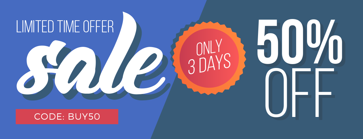 Nicepage Sale! Limited Time Offer!