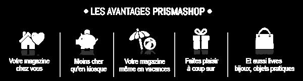 Les magazines Prisma Media