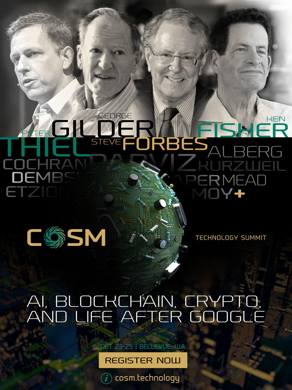COSM Headliners