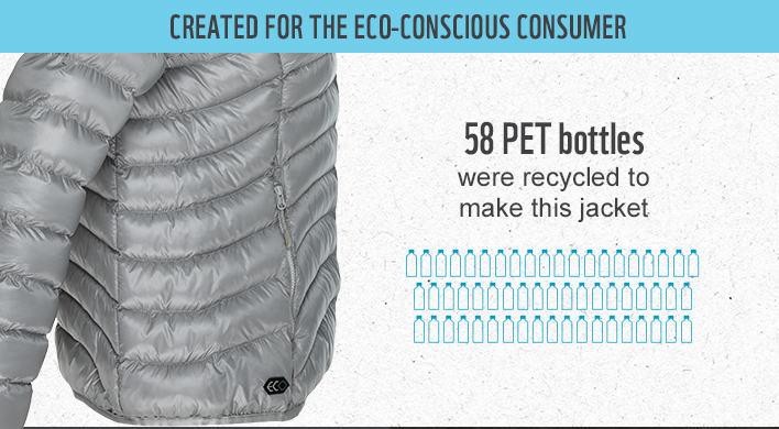 WWF K-Way Eco Jackets – for the eco-conscious consumer