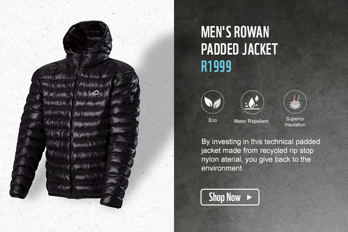 WWF K-Way Eco Jackets: Shop Men's