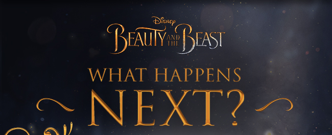 Disney Beauty and the Beast what happens next?