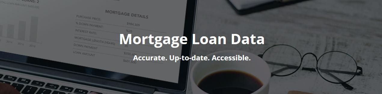 Mortgage Loan Data