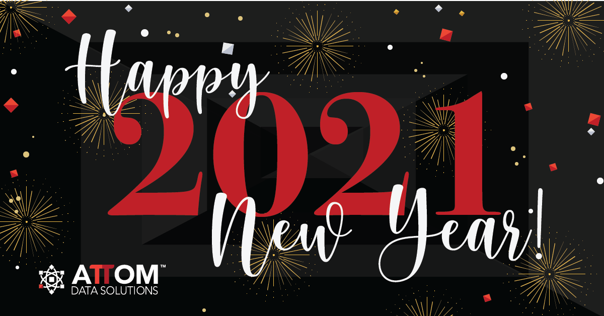 Happy New Year from ATTOM