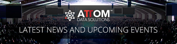 Latest News and Upcoming Events from ATTOM Data Solutions