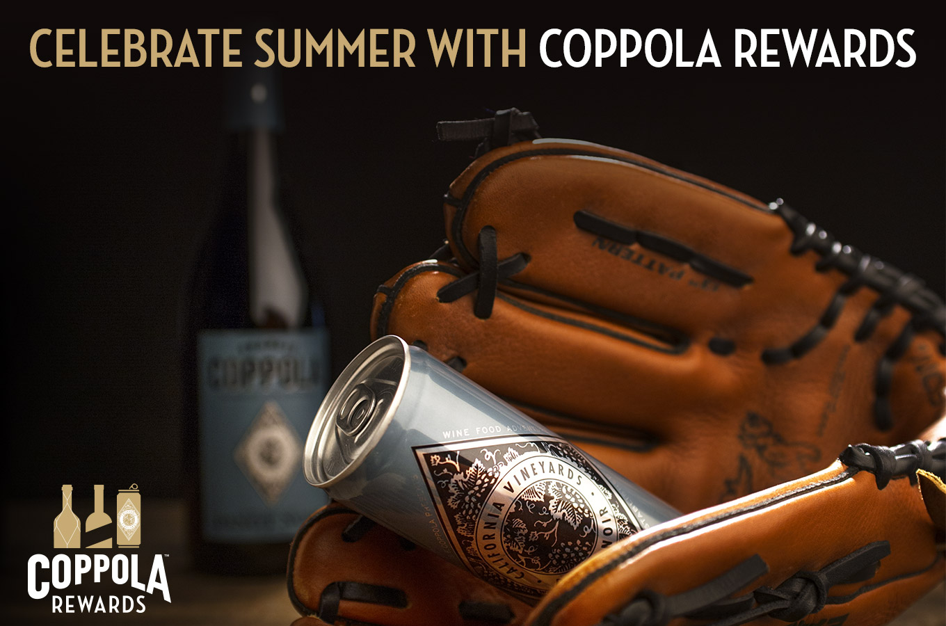 Celebrate Summer With Coppola Rewards