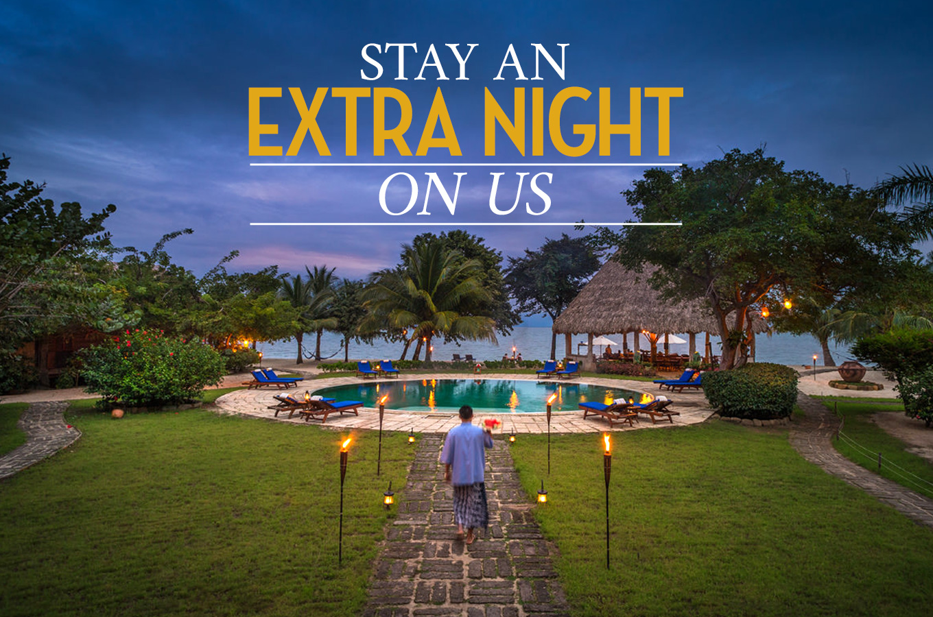 Stay An Extra Night FREE