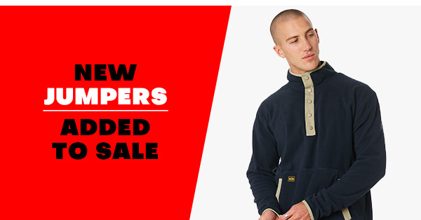 New Jumpers added to sale