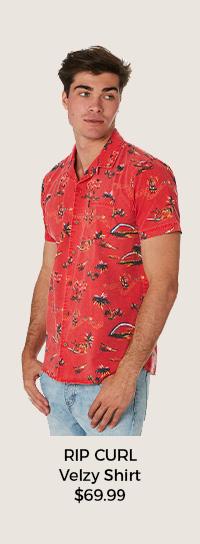 Rip Curl Velzy Shirt
