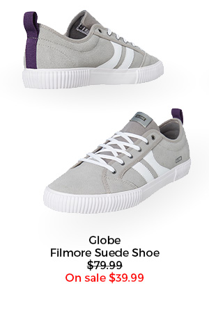 Globe Filmore Suede Shoe