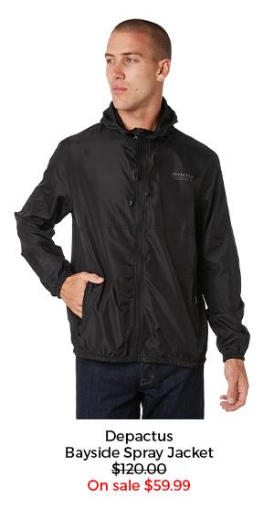 Depactus Bayside Spray Jacket
