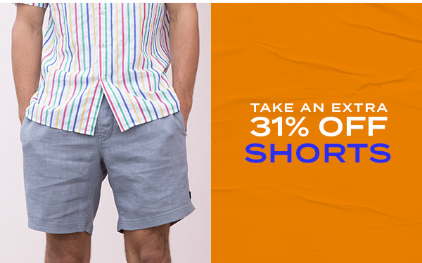 Take an extra 31 percent off footwear