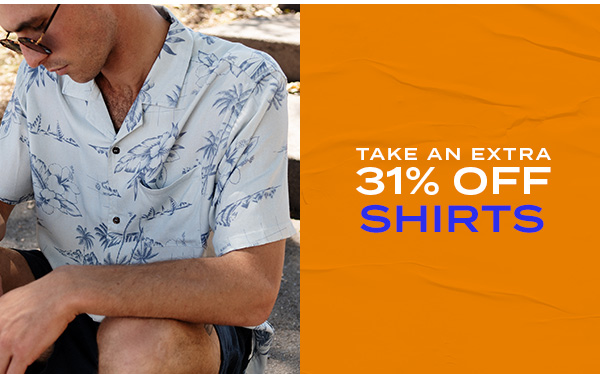 Take an extra 31 percent off fashion tops