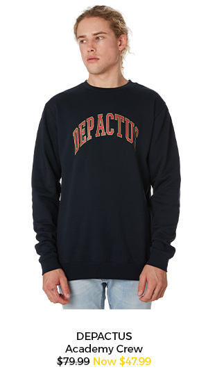 Depactus Academy Crew