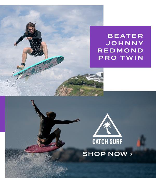 Catch Surf Beater Johnny Redmond Pro Twin