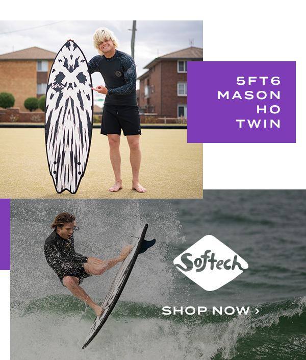 Softtech 5 ft 6 Mason Ho Twin