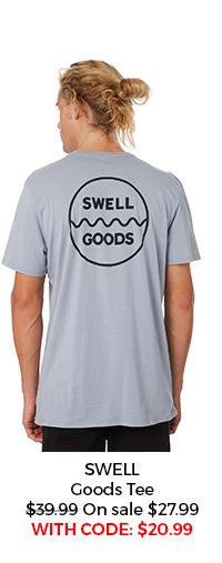 SWELL Goods Tee