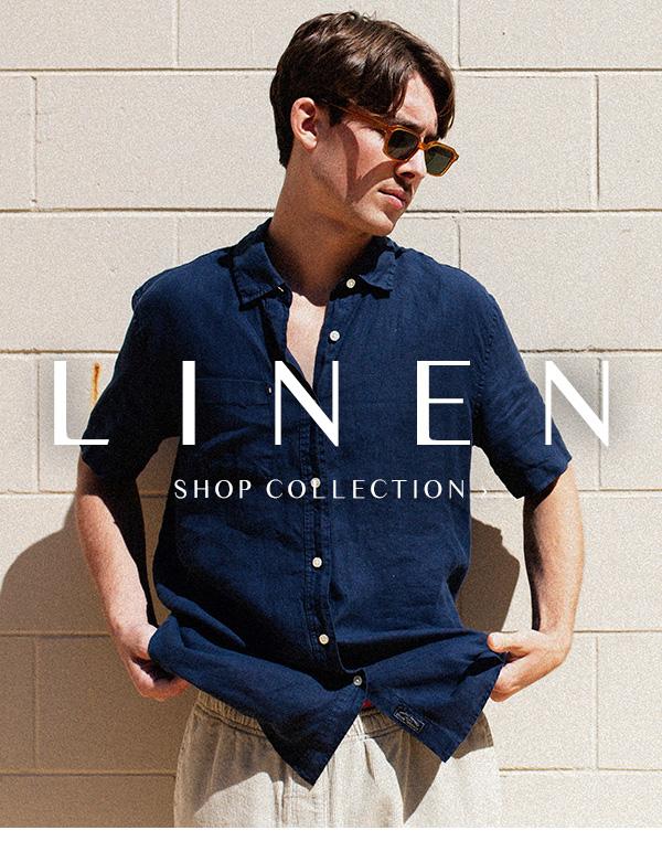 LINEN. Shop Collection